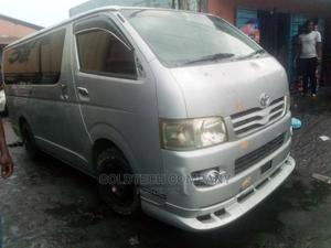 Toyota Haice Bus, Automatic, 2006 With Central AC for Sale   Buses & Microbuses for sale in Lagos State, Surulere