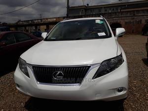 Lexus RX 2010 350 White   Cars for sale in Edo State, Benin City