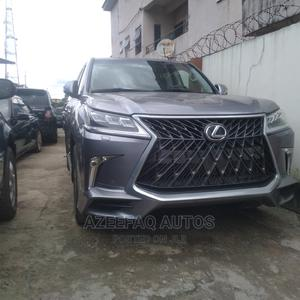 Lexus LX 2018 570 AWD Gray   Cars for sale in Lagos State, Surulere