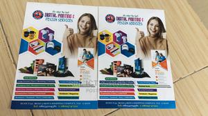 Print Flyers   Printing Services for sale in Lagos State, Ajah