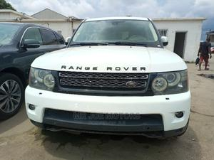 Land Rover Range Rover Sport 2013 White | Cars for sale in Lagos State, Apapa