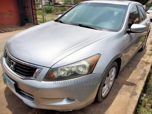 Honda Accord 2008 3.5 EX Automatic Silver | Cars for sale in Oyo State, Ibadan