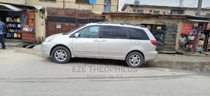Toyota Sienna 2004 LE AWD (3.3L V6 5A) Silver | Cars for sale in Lagos State, Surulere