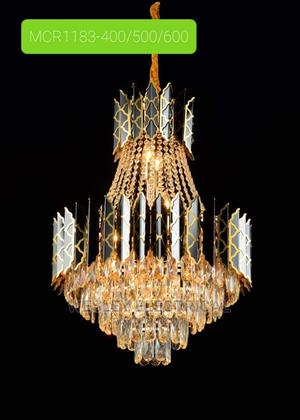 Executive Crystal Chandelier | Home Accessories for sale in Lagos State, Ilupeju