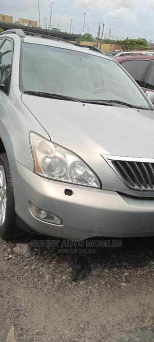Lexus RX 2009 350 AWD Beige | Cars for sale in Lagos State, Apapa