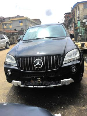 Mercedes-Benz M Class 2010 ML 550 4Matic Black | Cars for sale in Lagos State, Apapa