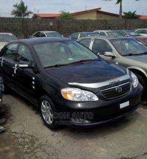 Toyota Corolla 2002 Black | Cars for sale in Yobe State, Damaturu