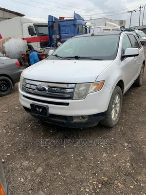Ford Edge 2010 White | Cars for sale in Lagos State, Surulere