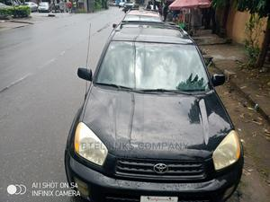 Toyota RAV4 2002 Automatic Black | Cars for sale in Lagos State, Ikeja