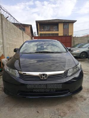 Honda Civic 2012 Black | Cars for sale in Lagos State, Isolo