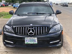 Mercedes-Benz C300 2008 Black | Cars for sale in Abuja (FCT) State, Gwarinpa