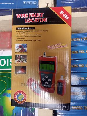 Cable Wire Fault Locator   Measuring & Layout Tools for sale in Lagos State, Ojo