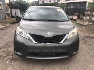 Toyota Sienna 2011 LE 7 Passenger Green | Cars for sale in Lagos State, Ikeja