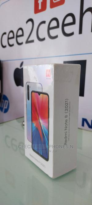 New Xiaomi Redmi Note 8 64 GB Silver   Mobile Phones for sale in Rivers State, Port-Harcourt