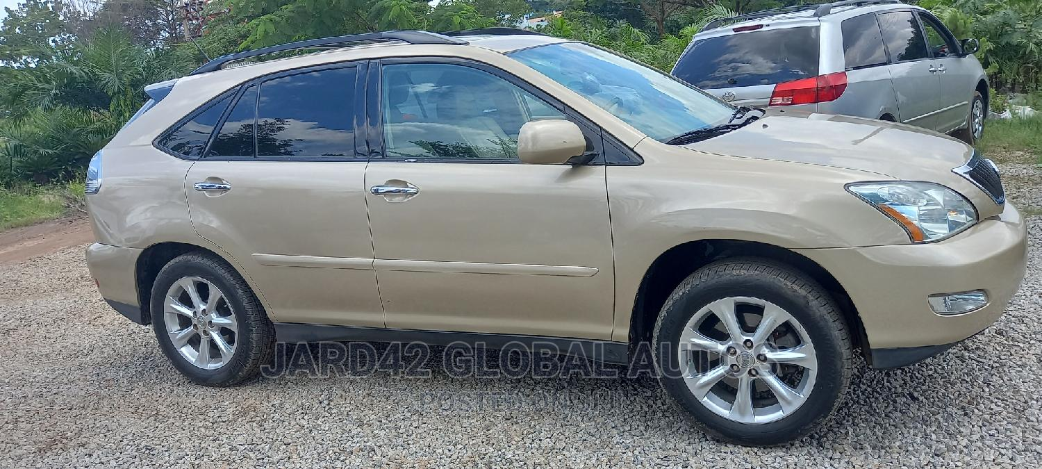 Lexus RX 2008 350 Gold | Cars for sale in Lugbe District, Abuja (FCT) State, Nigeria