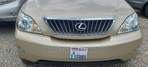 Lexus RX 2008 350 Gold | Cars for sale in Abuja (FCT) State, Lugbe District