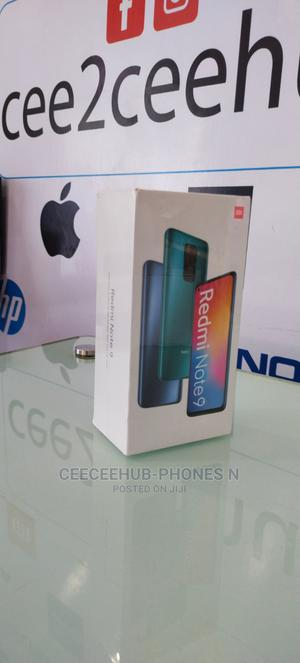 New Xiaomi Redmi Note 9 128 GB Green   Mobile Phones for sale in Rivers State, Port-Harcourt