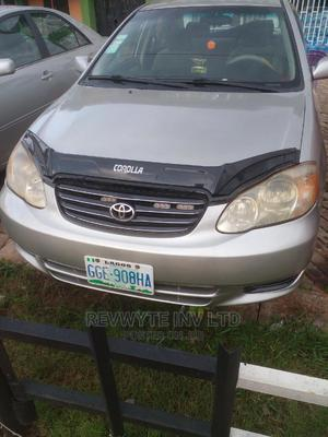 Toyota Corolla 2006 Silver   Cars for sale in Delta State, Oshimili South