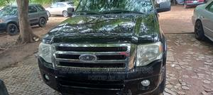 Ford Expedition 2008 King Ranch Black | Cars for sale in Abuja (FCT) State, Lugbe District