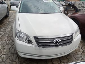 Toyota Avalon 2007 Limited White | Cars for sale in Lagos State, Ojodu
