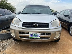 Toyota RAV4 2001 Silver | Cars for sale in Abuja (FCT) State, Gwarinpa
