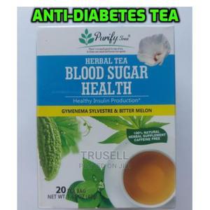 Anti-Diabetes Herbal Tea | Vitamins & Supplements for sale in Lagos State, Ajah