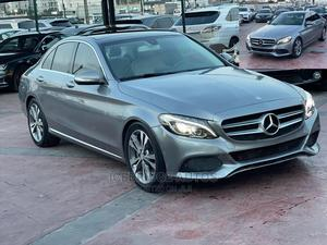 Mercedes-Benz C300 2015 Blue | Cars for sale in Lagos State, Ajah