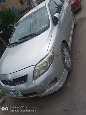 Toyota Corolla 2009 Silver   Cars for sale in Lagos State, Ajah