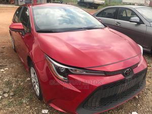 Toyota Corolla 2019 LE (1.8L 4cyl 2A) Red | Cars for sale in Abuja (FCT) State, Jahi