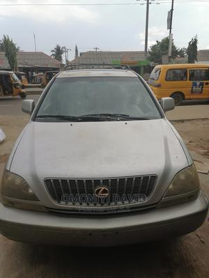 Lexus RX 2002 300 4WD Silver   Cars for sale in Lagos State, Alimosho