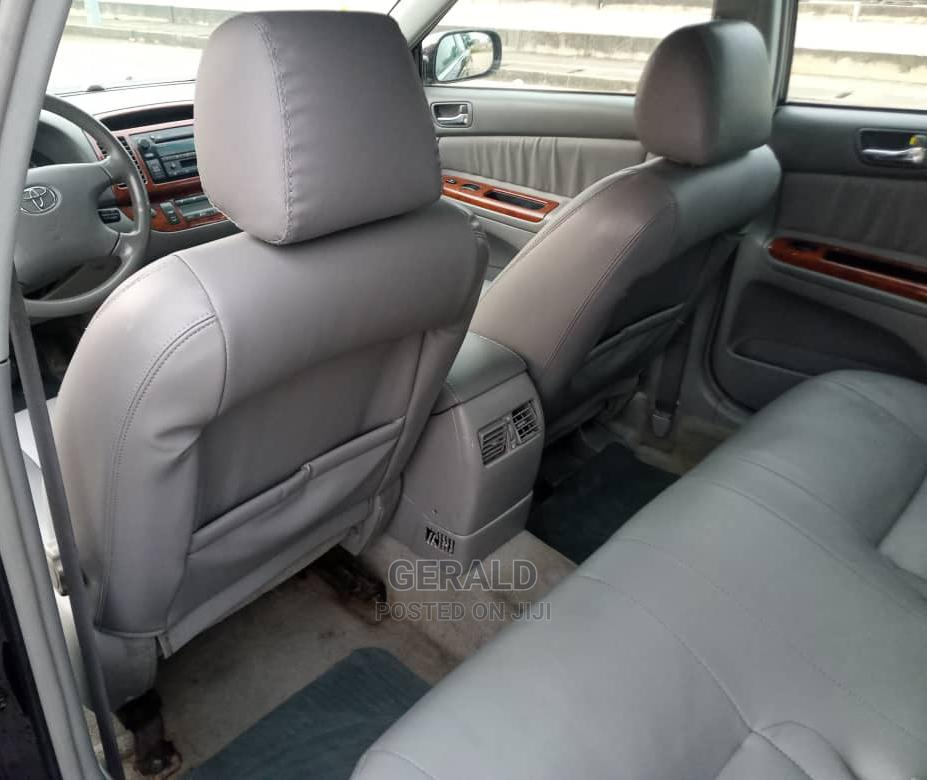 Toyota Camry 2003 Black