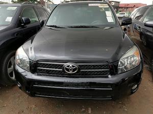 Toyota RAV4 2008 3.5 Sport Black   Cars for sale in Lagos State, Ikeja