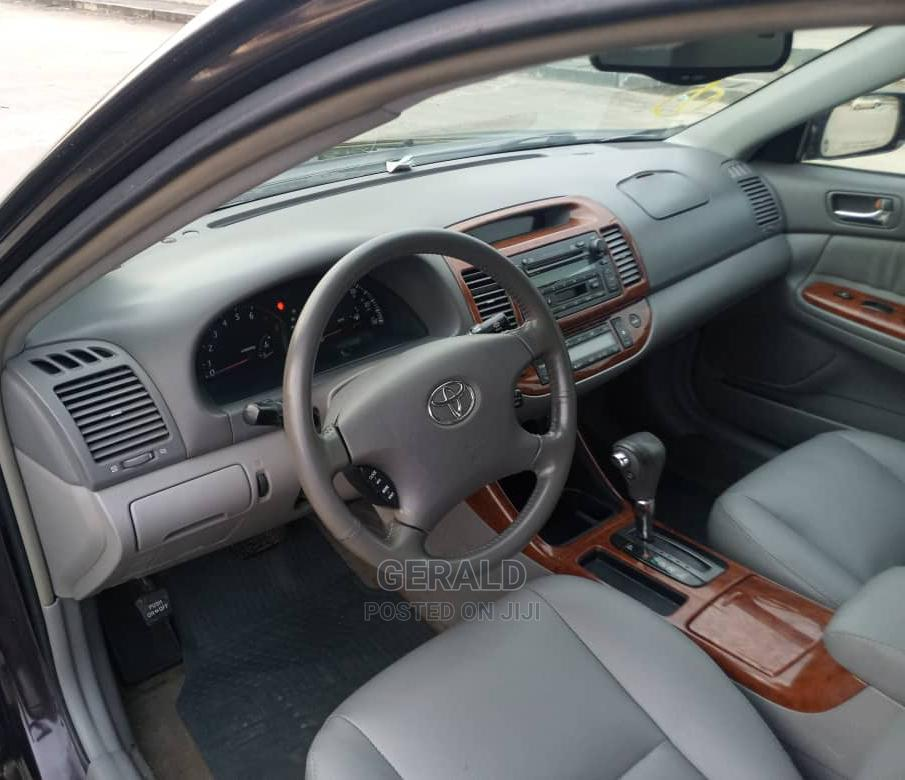 Toyota Camry 2003 Black   Cars for sale in Gbagada, Lagos State, Nigeria