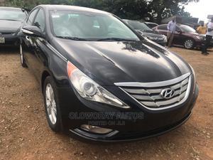 Hyundai Sonata 2012 Black   Cars for sale in Abuja (FCT) State, Jahi
