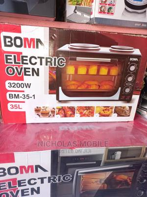Boma Electric Oven 35L 3200w   Kitchen Appliances for sale in Lagos State, Lekki