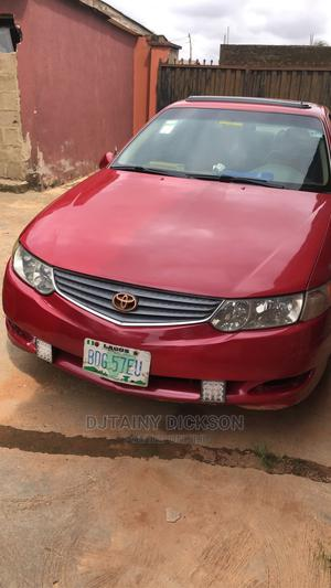 Toyota Solara 2000 3.0 Coupe Red | Cars for sale in Oyo State, Ibadan