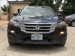 Honda Accord Crosstour 2010 EX-L AWD Black | Cars for sale in Abuja (FCT) State, Lugbe District