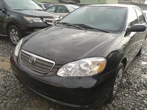 Toyota Corolla 2006 Black | Cars for sale in Lagos State, Ikeja