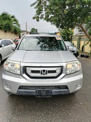 Honda Pilot 2009 Silver   Cars for sale in Lagos State, Ikeja
