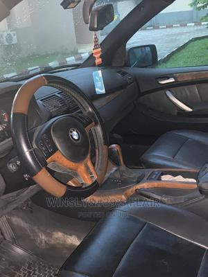 BMW X5 2006 3.0i Black | Cars for sale in Rivers State, Obio-Akpor