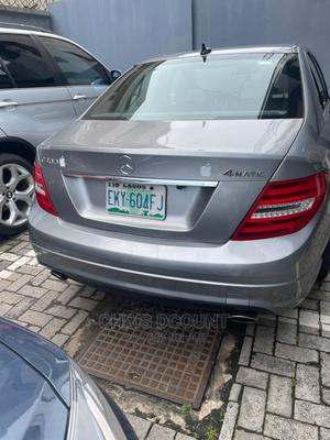 Mercedes-Benz C300 2008 Silver | Cars for sale in Lagos State, Ikoyi