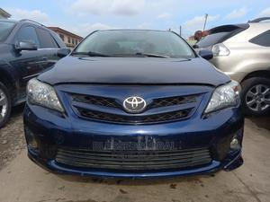 Toyota Corolla 2013 Blue | Cars for sale in Lagos State, Ifako-Ijaiye