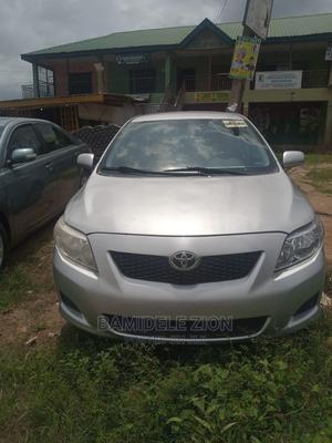 Toyota Corolla 2012 Silver | Cars for sale in Ogun State, Ifo