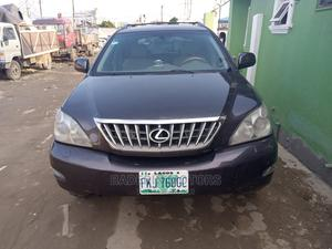 Lexus RX 2008 350 Gray | Cars for sale in Lagos State, Ikeja