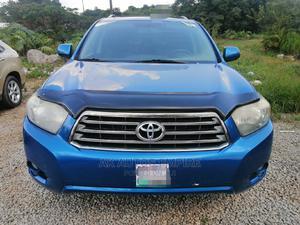 Toyota Highlander 2008 Limited Blue | Cars for sale in Abuja (FCT) State, Jabi