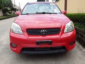 Toyota Matrix 2005 Red | Cars for sale in Lagos State, Gbagada