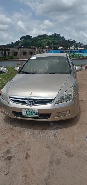 Honda Accord 2007 2.4 Exec Automatic Gold | Cars for sale in Oyo State, Ibadan