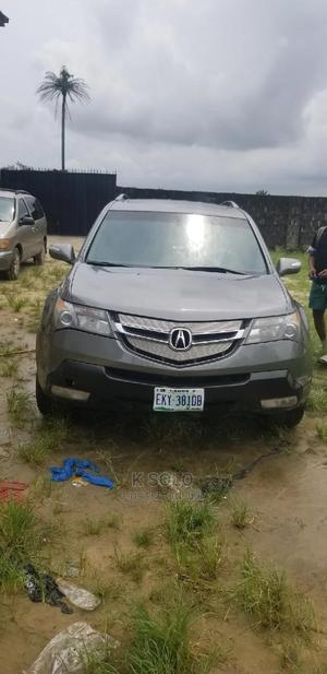Acura MDX 2008 SUV 4dr AWD (3.7 6cyl 5A) Gray | Cars for sale in Delta State, Warri