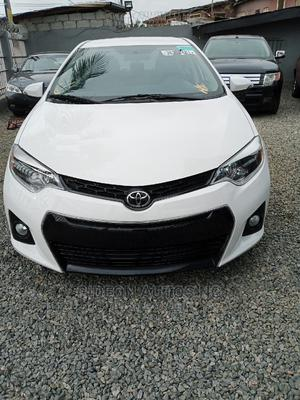 Toyota Corolla 2014 White | Cars for sale in Lagos State, Agege