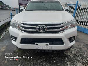 Toyota Hilux 2019 Rugged 4x4 White | Cars for sale in Rivers State, Port-Harcourt